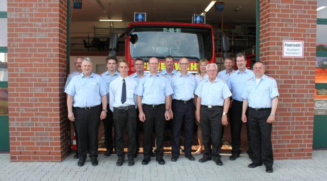 126. Jahreshauptversammlung der Feuerwehr Altenmedingen