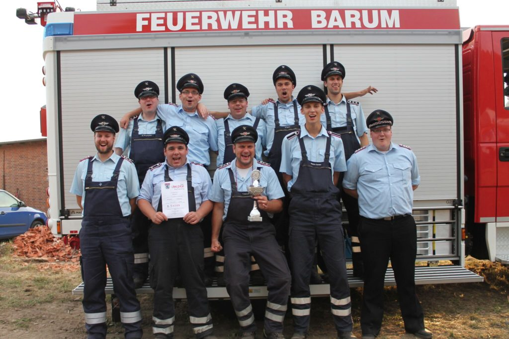 Kreissieger Wertungsgruppe 1 - Barum II