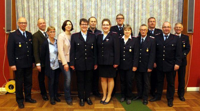 Neuer Feuerwehrchef in Brockhimbergen-Kollendorf gewählt
