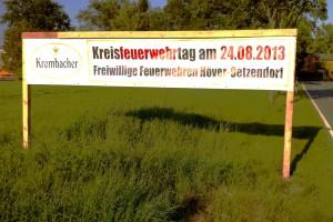 2013-06-08 Fotos Plakat in Höver Bearbeitet