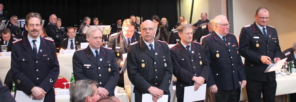LFV-Ehrennadel Silber