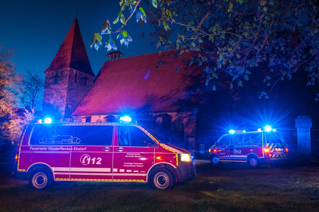 neues Fahrzeugdesign der Feuerwehr Klosterflecken Ebstorf