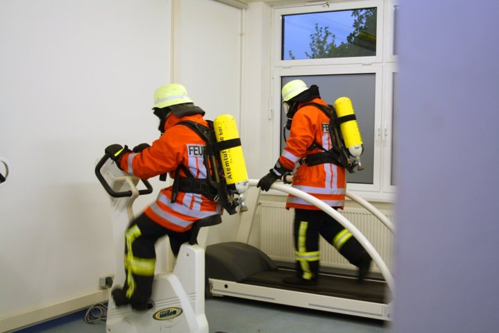 Atemschutzgeräteträgeausbildung im Landkreis Uelzen