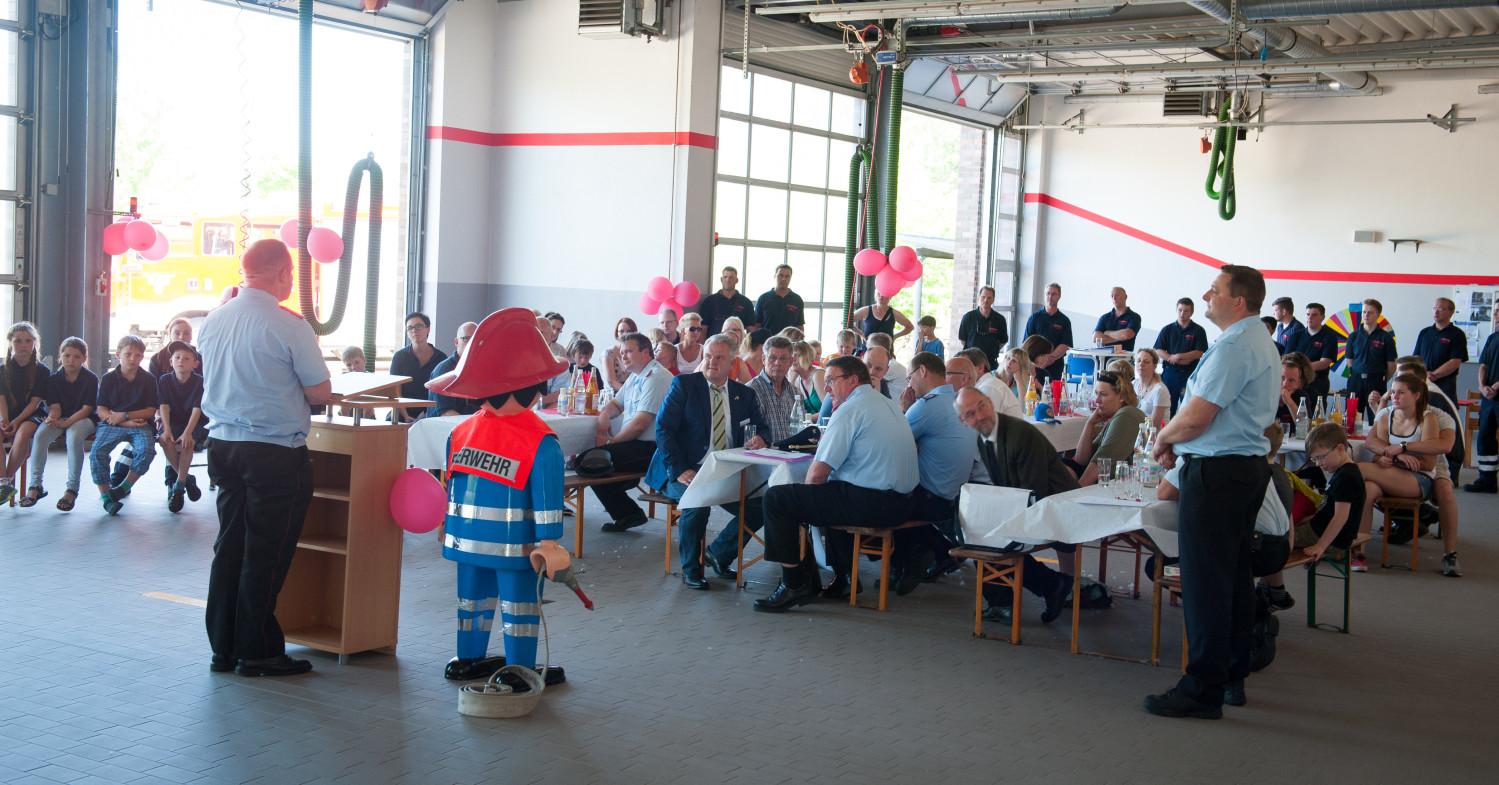 Kinderfeuerwehr in Bad Bevensen gegründet