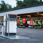 Flugplatz Barnsen / Feuerwehr