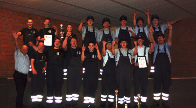 Gollern und Dalldorf-Grabau gewinnen den Kreismeistertitel 2014