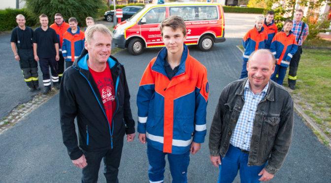 Spende für die Ebstorfer Nachwuchsbrandschützer