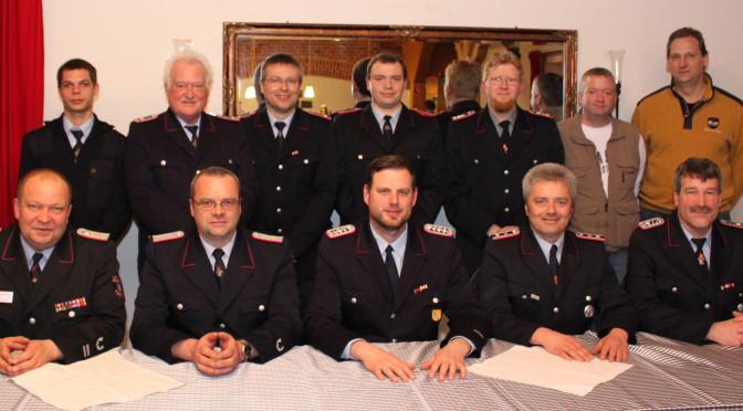 Feuerwehr Jelmstorf wählt Führung neu