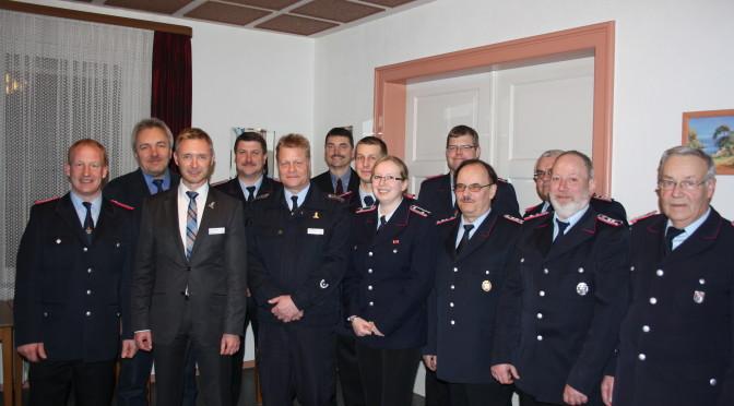 83. Jahreshauptversammlung bei der Freiwilligen Feuerwehr Kl. Süstedt
