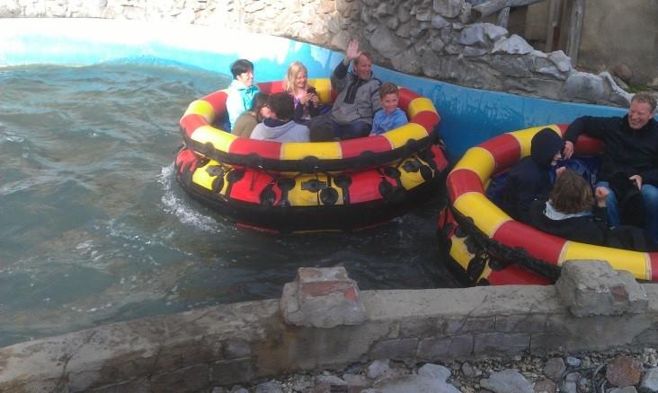 Rafting Hansa Park