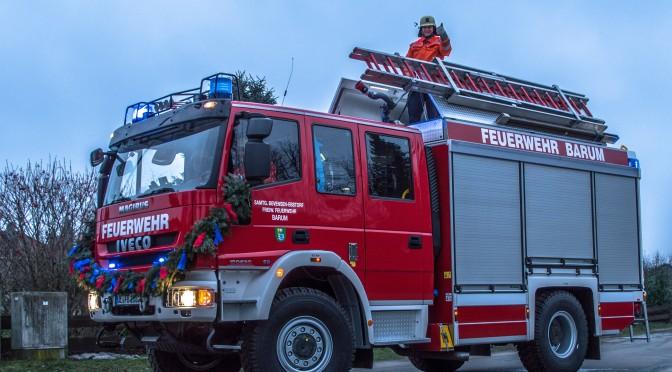 Barumer Ortswehr übernimmt neues LF 10