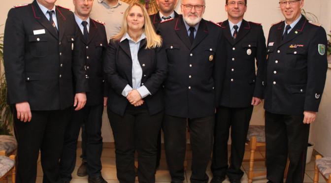 Jahreshauptversammlung der Feuerwehr Klein Thondorf