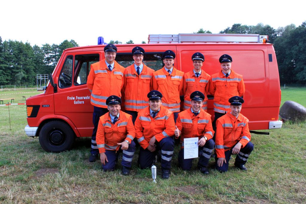 FF Gollern - Sieger TS
