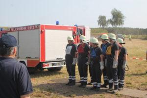 1. Gruppe der Feuerwehr Dalldorf-Grabau