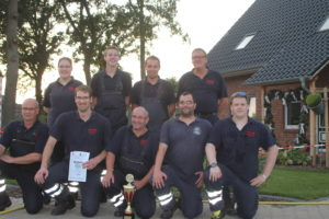 Sieger Leistungswettbewerbe: Feuerwehr Brockhimbergen