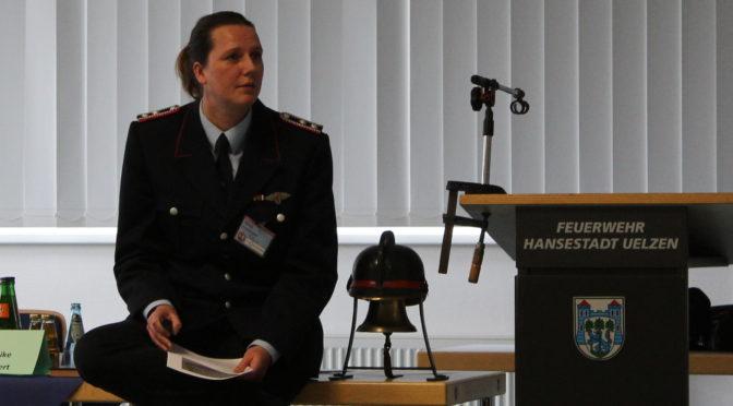 Dienstbesprechung der Kreisbrandschutzerzieher Niedersachsens