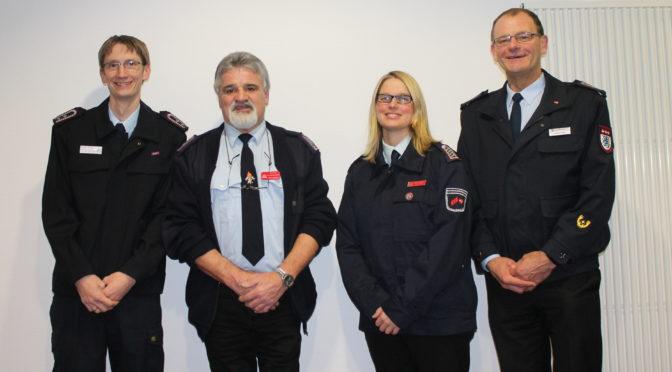 Dienstversammlung der Brandschutzerzieher des Landkreises Uelzen