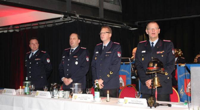 Delegiertenversammlung des Kreisfeuerwehrverbandes Uelzen e.V.