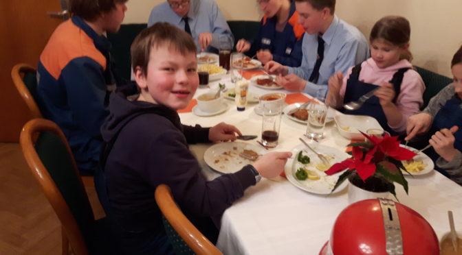 Rückblick der Jugendfeuerwehr Edendorf auf das Jahr 2016