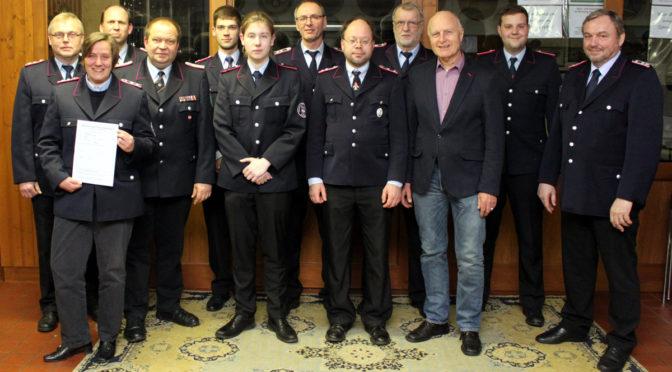 Beispielhaftes Engagement – Jahreshauptversammlung der Feuerwehr Jastorf