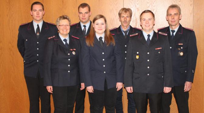 Jahreshauptversammlung Feuerwehr Hohenbünstorf