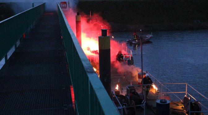 Übung des KFB Uelzen Nord am 28./29.04.2017