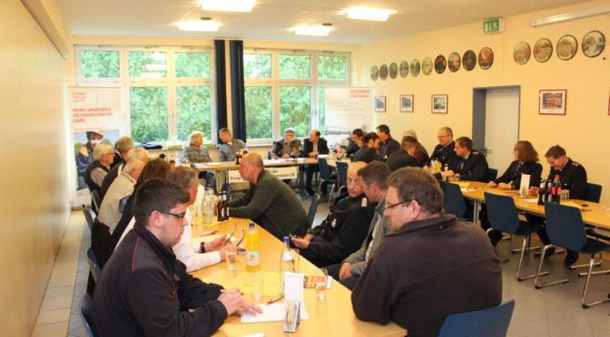 Neuer Vorstand beim Förderverein der Feuerwehr Bad Bevensen