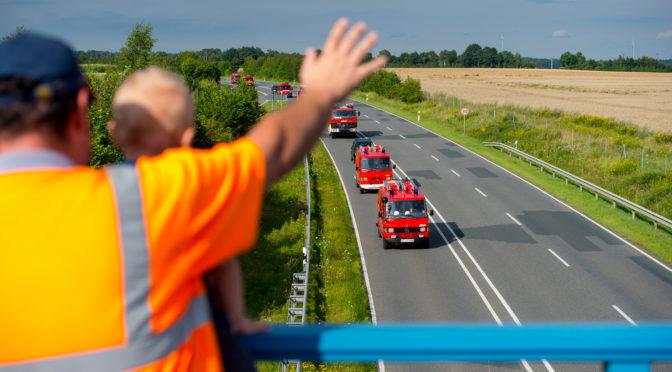 Neuigkeiten zum Einsatz der KFB des Landkreises Uelzen