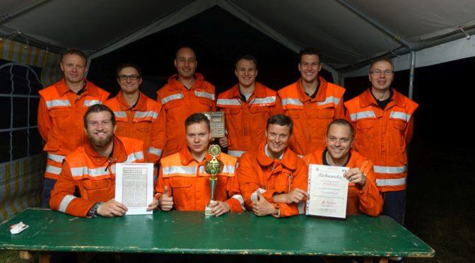 Feuerwehr Hesebeck Stadtmeister 2017