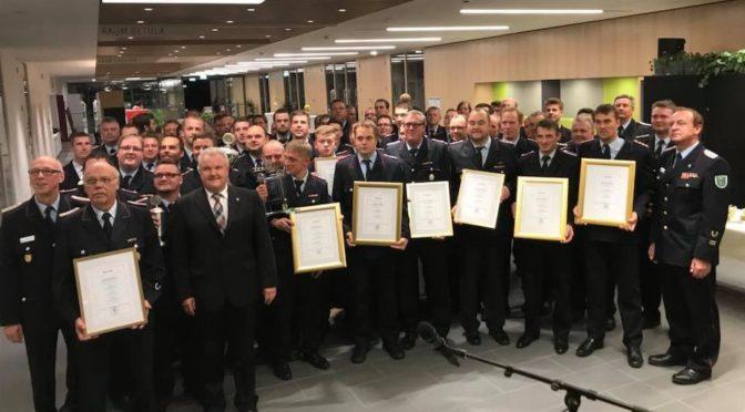Samtgemeinde Bevensen-Ebstorf lädt Feuerwehren zur Feierstunde für Wettbewerbsleistungen
