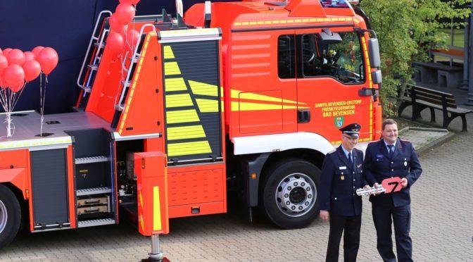 Modernes Rettungsgerät für die Freiwillige Feuerwehr Bad Bevensen