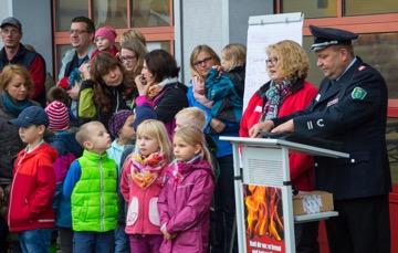 Grundschüler erobern die Ebstorfer Feuerwehr – Ehrenamt kommt an