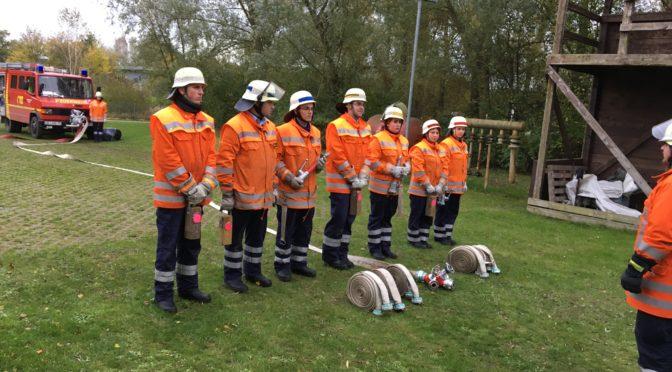 Samtgemeinde Bevensen-Ebstorf: Grundausbildungslehrgang erfolgreich beendet