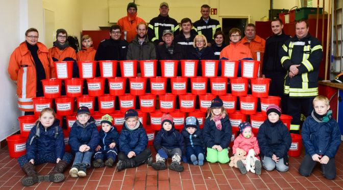 Mitgliederwerbung der Feuerwehr Kirchweyhe