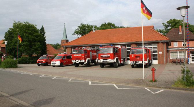 Jahreshauptversammlung der Freiwilligen Feuerwehr Rosche-Prielip