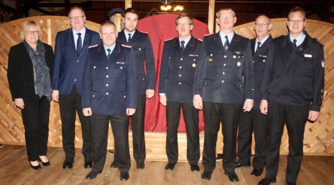 Ortsbrandmeisterdienstversammlung der SG Aue