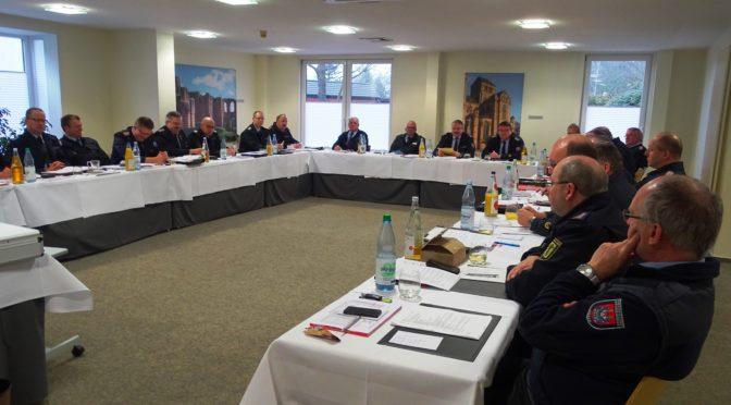 32. Dienstversammlung des LFV-Bezirks Lüneburg