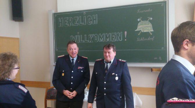 SG Rosche: Nachlese in Suhlendorf zur Dienst- und Deligiertenversammlung