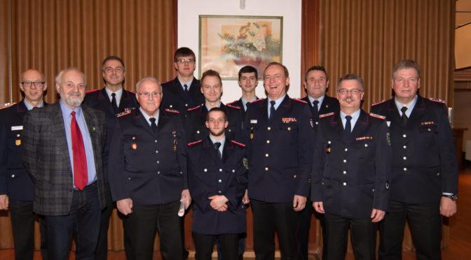 Jahreshauptversammlung der Feuerwehr Wriedel – Schatensen