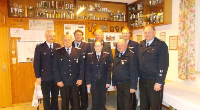 Generalversammlung der Feuerwehr Dalldorf-Grabau
