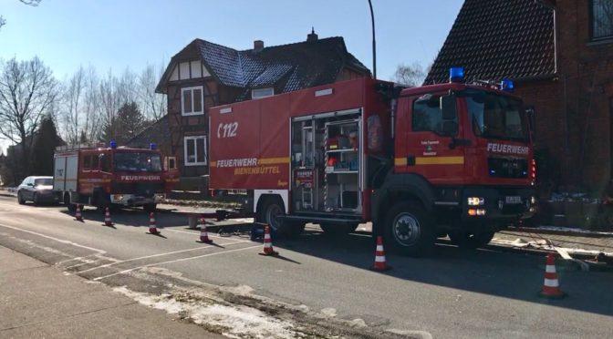 Keller Lenzen nach Rohrbruch im Wohnhaus in Bienenbüttel