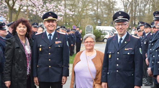 Samtgemeinde Bevensen-Ebstorf verabschiedet Feuerwehrurgesteine im Kurhaus