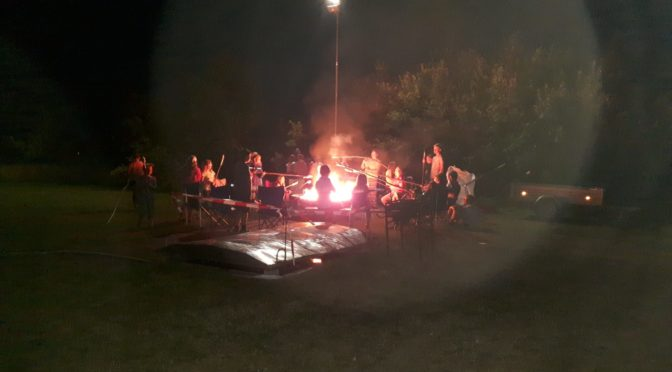 Kinder- und Jugendfeuerwehr-Zeltlager der Samtgemeinde Rosche