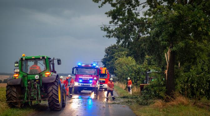 Wetterbedinge Einsätze in der Samtgemeinde Bevensen-Ebstorf