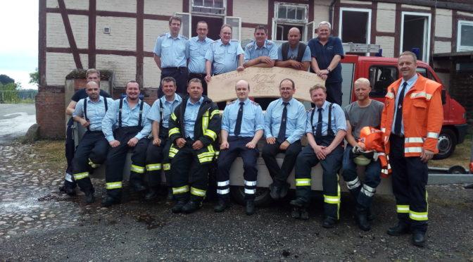 Interessantes und schönes Feuerwehrfest in der Mühlenscheune