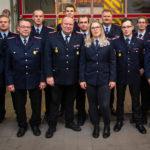 Ortsfeuerwehr Ebstorf wählt neues Führungsteam