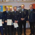 Jahreshauptversammlung  der Freiwilligen Feuerwehr Hanstedt I