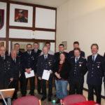 Generalversammlung der Feuerwehr Nateln