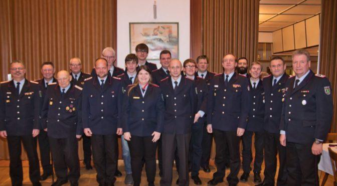 Jahreshauptversammlung Feuerwehr Wriedel-Schatensen