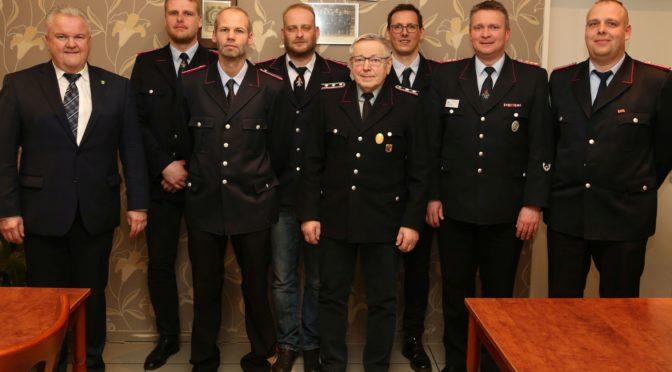 Generalversammlung der Ortsfeuerwehr Hagen-Schlagte